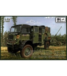 1:72 Влекач на оръдие Bedford QLB4x4 Bofors Gun Tractor
