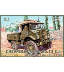 1:72 Камион с общо предназначение Chevrolet C15A No.13 Cab General