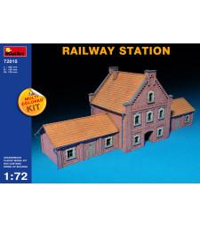 1:72 Железопътна гара