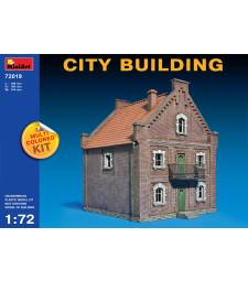 1:72 Градска сграда