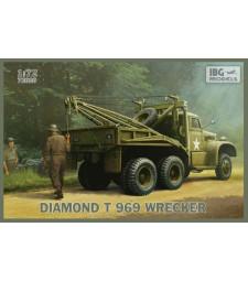 1:72 Влекач Diamond T969 Wrecker