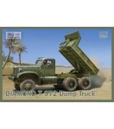 1:72 Самосвал Diamond T 972 Dump Truck