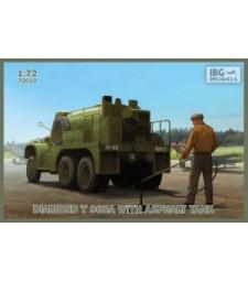 1:72 Камион цистерна за асфалт Diamond T968A Asphalt Tank