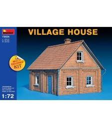 1:72 Селска къща