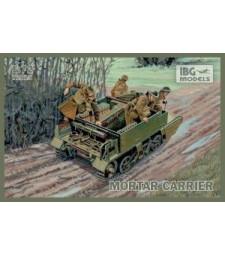 1:72 Universal Carrier II Mortar