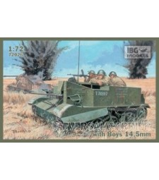 1:72 Universal Carrier with Boys 14,5mm