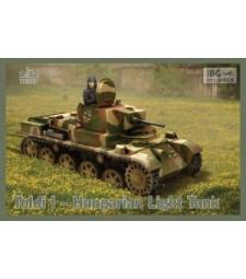 1:72 Унгарски лек танк TOLDI I