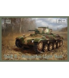 1:72 Унгарски лек танк TOLDI II