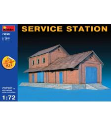 1:72 Сервизна станция