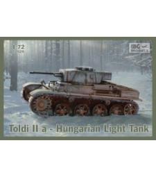1:72 Унгарски лек танк TOLDIIa