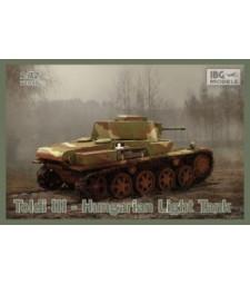 1:72 Унгарски лек танк TOLDI III