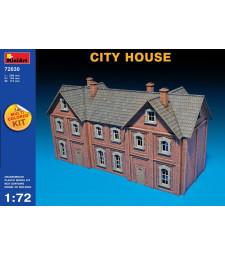 1:72 Градска къща