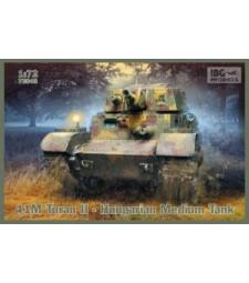 1:72 Унгарски танк 41 M Turan II