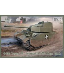 1:72 Унгарски среден танк 44M Turan III