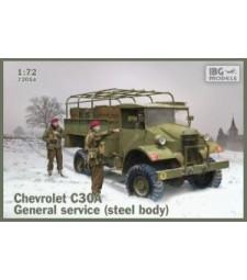 1:72 Камион с общо предназначение Chevrolet C30A General Service