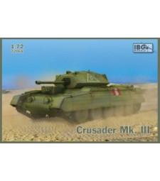 1:72 Британски танк Crusader Mk.III