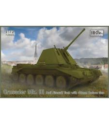 1:72 Crusader Mk. IIIAnti Aircraft Tank with 40mm Bofors Gun