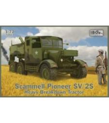 1:72 Тежък влекач Scammel Pioneer SV/2S