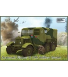 1:72 Артилерийски влекач Scammell Pioneer R100