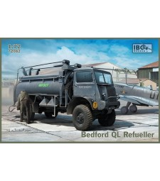 1:72 Камион за презареждане Bedford QL Refueller