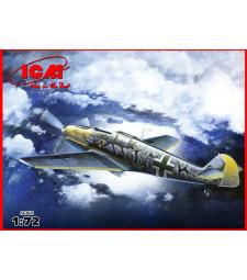 1:72 Messerschmitt Bf 109E-7/B, WWII German Fighter-Bomber
