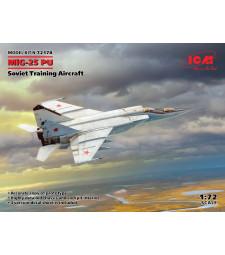 1:72 MiG-25PU, Soviet Training Aircraft