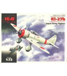 1:72 Ki-27b, Japan Army Fighter
