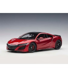 Honda NSX (NC1) 2016 (valencia red pearl) (composite model/full openings)
