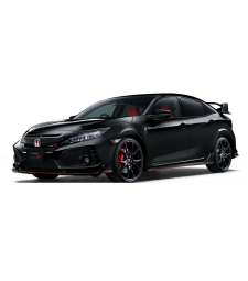 HONDA CIVIC TYPE R (FK8) (CRYSTAL BLACK PEARL) 2017 (composite model/full openings)