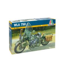 1:9 Мотоциклет WLA 750 - U.S. ARMY WW II