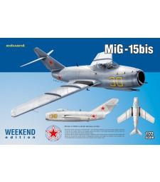 1:72 Съветски изтребител МиГ-15БИС (MiG-15bis)