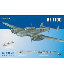 1:72 Германски изтребител Месершмит Бф 110С (Bf 110C)