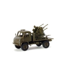 1:87 Unimog S with missile system