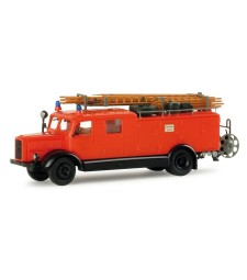 1:87 Fire department LF 25 FF Itzehoe