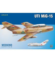 1:72 Съветски изтребител МиГ-15 (UTI MiG-15)