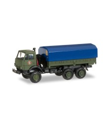 "1:87 Kamaz 5320 canvas trailer ""National Guard of Ukraine"""