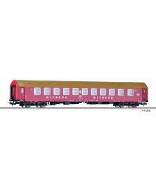 "Спален вагон ""MITROPA"" WLAB 178.1 тип Y, DB AG, епоха V"