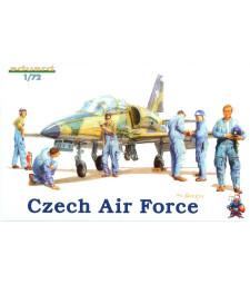 1:72 Чешки пилоти - 6 фигури