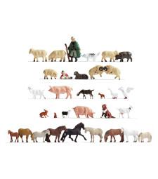 "Anniversary Figures Set ""Animal World"""