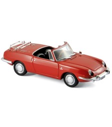 FIAT 850 Sport Spider 1968 red