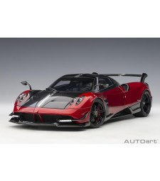 Pagani Huayra BC 2016 (rosso Dubai/carbon) (composite model/full openings)