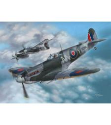"""1:48 Самолет на чехословашка служба Spitfire Mk.VC """"Czechoslovak Squadrons"""""""
