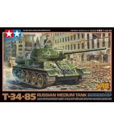 1:48 Руски среден танк T-34-85