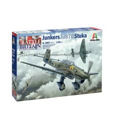 "1:48 Самолет JUNKERS JU-87 B STUKA ""Battle of Britain"""