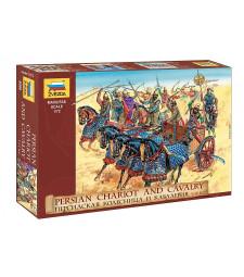 1:72 Персийска кавалерия (PERSIAN CAVALRY) - 9 фигури