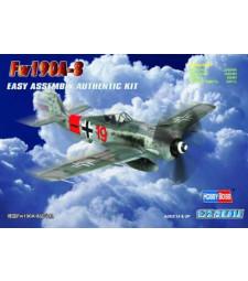 1:72 Германски изтребител Фоке-Вулф 190A-8 (Focke-Wulf Fw-190A-8)