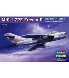 1:48 Съветски изтребител МИГ-17ПФ (MiG-17PF)