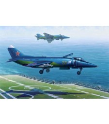 1:48 Вертикално излитащ бомбардировач Яковлев Як-38/38МForger