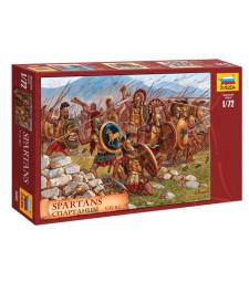1:72 Спартанци - 41 фигури