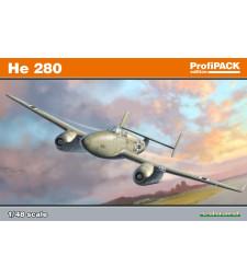 1:48 Германски реактивен самолет Хайнкел Хе 280 (He 280)